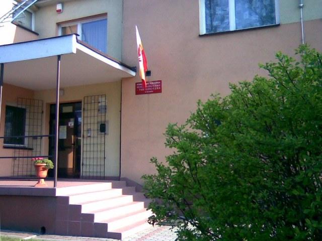 Budynek Powiatowej Poradni Psychologiczno-Pedagogiczna wTarnowie