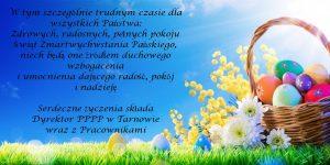 Życzenia na Święta Wielkanocne